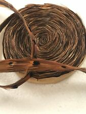 5.5m roll Feather Tape Trim Ringneck Pheasant Heart plumage Hats Jewellery Craft