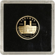 2006-S US Gold $5 San Francisco Old Mint Commemorative Proof in Square Holder