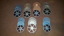 8mm film reels & cases film box lot family movies 7pc set