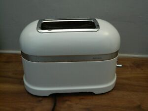 kitchen aid artisan toaster white finish