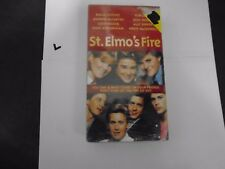 ST. ELMO'S FIRE VHS NEW  ROB LOWE, DEMI MOORE