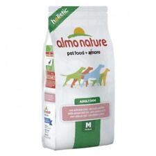 Almo Nature Holistic Medium Adult Dog 12 kg Salmone e Riso per Cani