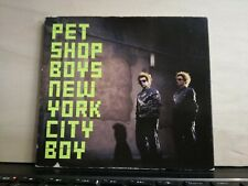 PET SHOP BOYS NEW YORK CITY BOY CD SINGOLO 1999 PROMOZIONALE