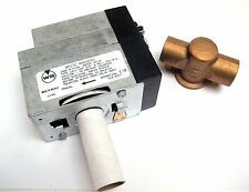 """White Rodgers 1361-104 1-1/4"""" Sweat Zone Valve (Two Wire)"""