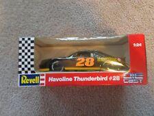 Revell 1/24 Davey Allison #28 Texaco Havoline 1992 Ford Thunderbird Diecast NIP