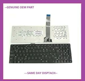 For ASUS X553M X553MA K553M K553MA F553M F553MA New Keyboard NO FRAME Black UK