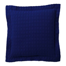 1 Coussins et galettes de sièges bleus coton pour la décoration intérieure de la maison