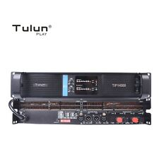 TIP14000 2X2350W Line Array Subwoofer Amplifier Poweramp Pro PA DJ Tulun play