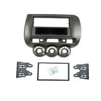 Car Radio Fascia for Honda Jazz Stereo Panel Dash Install Trim Kit One Din Facia