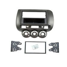 1 Or 2 Din Fascia for Honda Jazz Radio Stereo Panel Dash Install Trim Kit Facia