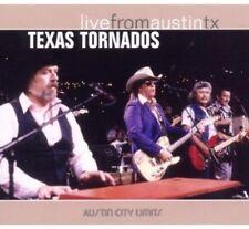 Texas Tornados - Live from Austin TX [New CD] Rmst, Digipack Packaging