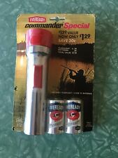 Vintage 1970s Eveready Flashlight 🔦 And Batteries Dead Stock MIP