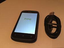 HTC DESIRE C BLACK SMARTPHONE (VODAFONE UK) WARRANTY INCLUDED - T1116