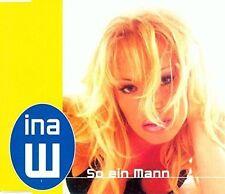 Ina W So ein Mann (1999, Margot Werner-cover version) [Maxi-CD]