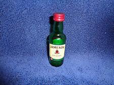 Jameson Irish Whiskey << Empty Bottle >> 50ml