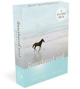 The Untethered Soul A 52Card Deck, Singer, Michael A.,