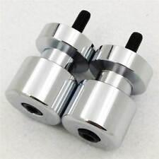 Chrome Swingarm Spools Sliders For 1998-2013 2012 Yamaha R1 YZF-R1 R6 R6S VMAX