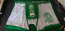 Keep Calm and Keep It Up Boxer Extra large verde