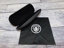 Manchester City FC MCFC Eye Glasses Spectacle Case Black, Hard Case