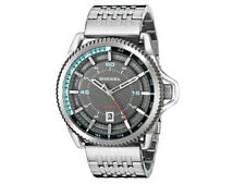 DZ1729 DIESEL Rollcage Gunmetal Dial Men's Stainless Steel Watch £165
