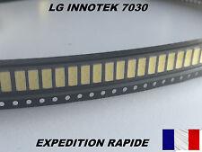 LG INNOTEK LED TV BACKLIGHT 7030 1W 6V 100-110LM BLANC FROID TRES LUMINEUX