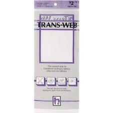 "Htc Trans-web Fusible Web-36""x16"""