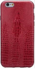 Crocodile Alligator Skin Luxury Faux Leather Case Cover for iPhone 6 NEW DESIGN