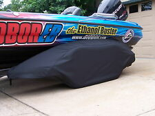 TRITON - BLK:Boat trailer fender/tire storage covers exact fit tandem fiberglass
