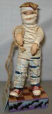 Jim Shore Halloween Thats A Wrap Mummy Boy 4022902