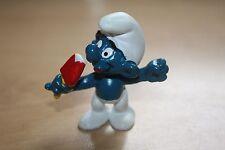 Ice Lolly Smurf Peyo Schleich Hong Kong 2.0053 Schtroumpfe Schlumpfe Puffi