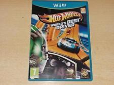 Jeux vidéo manuels inclus pour Course et Nintendo Wii U