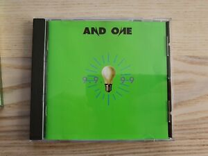 And One 9.9.99 CD