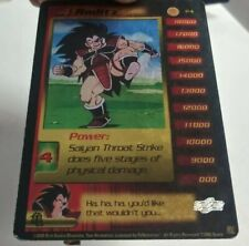 2000 BIRD STUDIO DRAGON BALL Z RADITZ 4 FOIL PROMO CARD