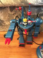 Trendmasters Dexters Laboratory Super Robot 2002 New in Box MOC