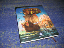 Anno 1404 Das Offizielle Strategiebuch Lösungsbuch selten DEUTSCH Hardcover