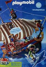 Prospekt Playmobil 2000 2001 juguetes catálogo catálogo juguetes Catalog Toys