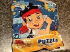 New Disney Jake Never Land Pirates Jigsaw Puzzle On the Go 24 Pieces 23.1x26.3cm