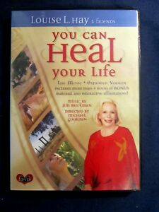 YOU CAN HEAL YOUR LIFE : The Movie - Expanded Version - LOUISE L. HAY &  FRIENDS