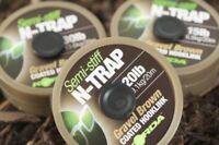 Korda N-Trap Semi Stiff Coated Braid Hooklink *New* - Free Delivery