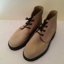 R M Williams Leather Work Boot - Size 9
