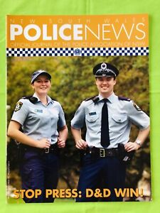 New South Wales Police News: June 2005. PANSW Magazine. Vol. 85. No. 6. VGC.