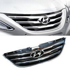 OEM Parts Chrome Front Radiator 2013 Grill For HYUNDAI 2011-2014 YF Sonata / i45