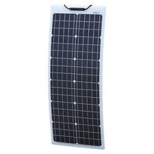 50W Reinforced Narrow Flexible Solar Panel - strong ETFE coating & German cells