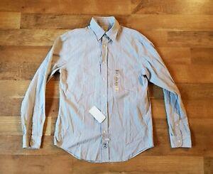 POLO JEANS RALPH LAUREN men's small stripe shirt BRAND NEW