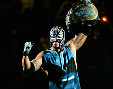 Rey Mysterio 8x10 Glossy WWF Pro Wrestling Photo WWE Lucha Libre 619 Champion