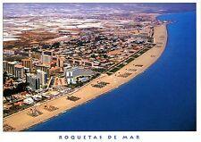 Alte Postkarte - Roquetas de Mar