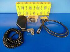 Faustmikrofon und Adapterleitung RTK 6 Hella RKL BOS Sprachdurchsage BV-RTK60303