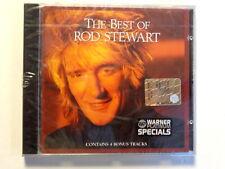 THE BEST OF ROD STEWART -  WARNER PLATINUM SPECIALS  - CD 1989 NUOVO E SIGILLATO