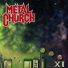 Metal Church : XI CD (2016) ***NEW***