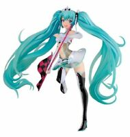 Racing Hatsune Miku 2012ver. 1/7 Scale Painted PVC Figure Japaning